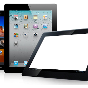 iPad en Tablet